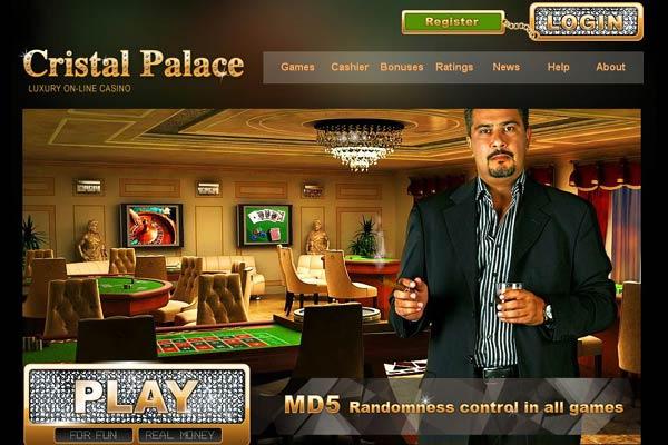 Казино кристал пэлас автоматы казино-леон